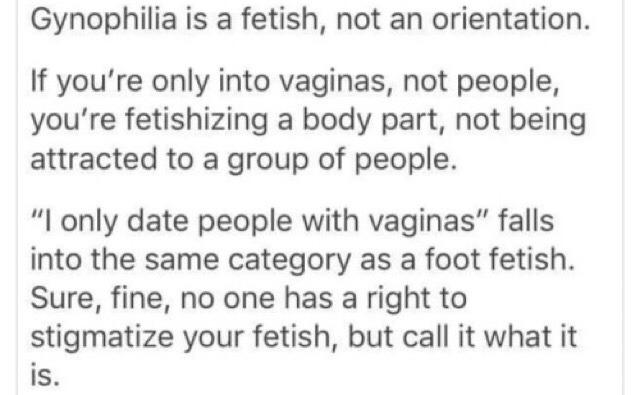 fetishists