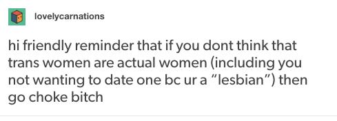 go choke lesbians