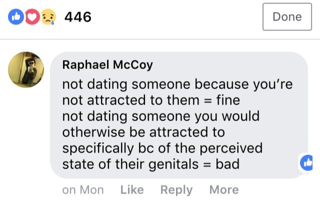 homosexual=bad