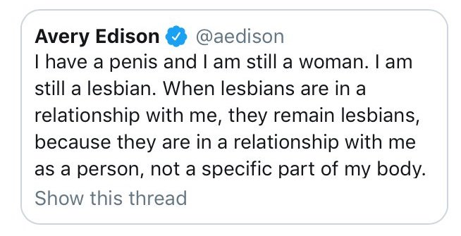 lesbianism includes males