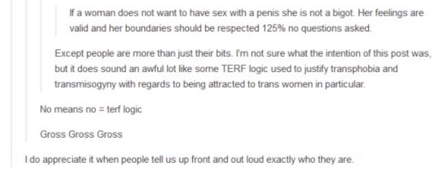 no means no = terf logic now