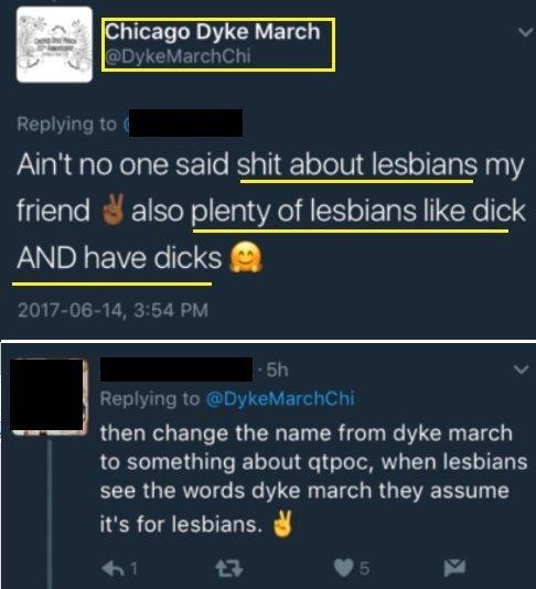 normalising heterosexuality in lesbian spaces
