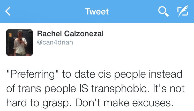 orientations are transphobic